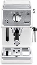 De'Longhi Active Espresso zeefdrager ECP 33.21.W – professionele espressomachine met aluminium afwerking, incl. traditione...