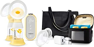 Medela Breast Pump | Freestyle Flex Double Electric Breast Pump | USB & Bluetooth | More Milk in Less time | Breastfeeding...