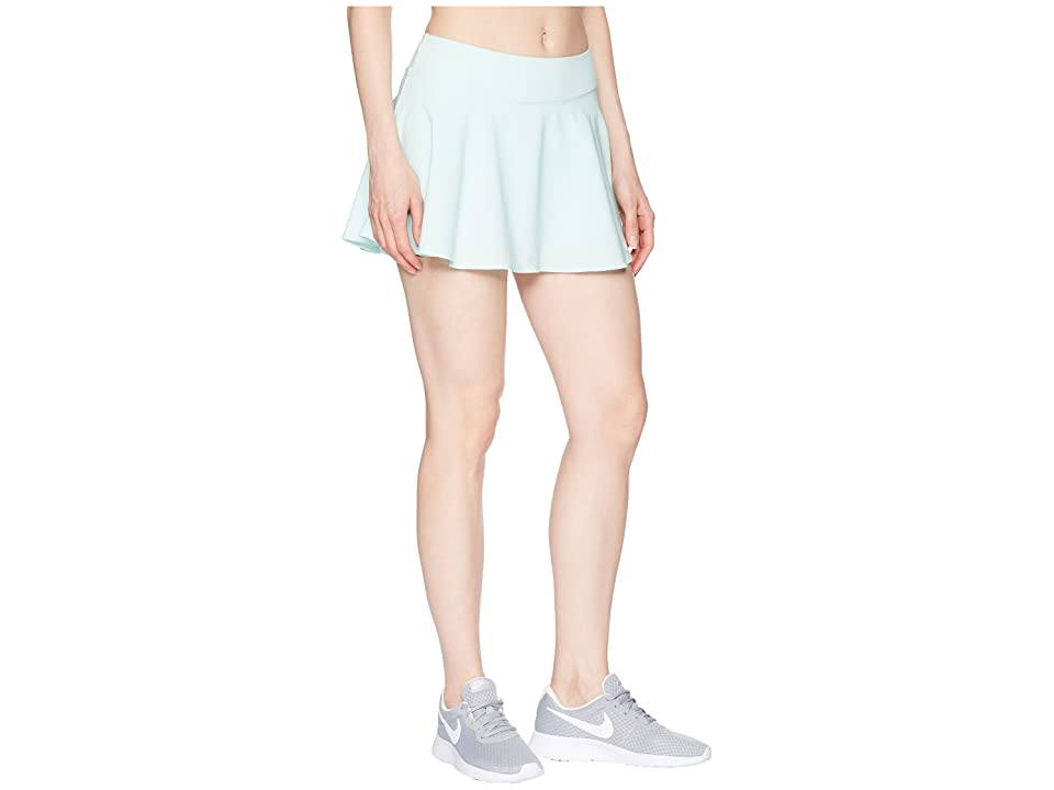 Nike Nike Court Flex Pure Tennis Skirt (Igloo/White) Women