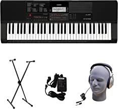 Casio CT-X700 PPK Premium Keyboard Pack with Power Supply, S