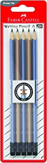 Faber-Castell Eleganz Graphite Pencil HB, 5 Pack, (12-111482)