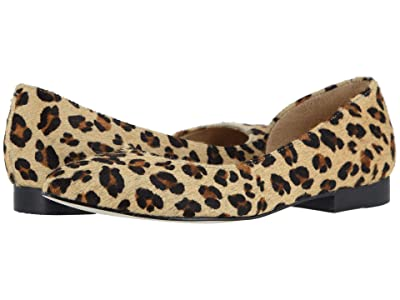 Walking Cradles Raya (Leopard Calf Hair Leather) Women