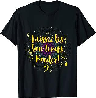 Mardi Gras Shirt Funny Cute Laissez les Bon Temps Rouler