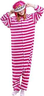 YAOMEI Adulto Unisexo Onesies Kigurumi Pijamas, Mujer