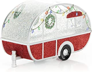camper snow globe