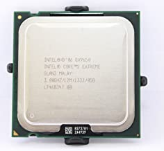 Intel CPU Core 2 Extreme Qx9650 3.00Ghz Fsb1333Mhz 12M LGA775 Extreme with Original Fan