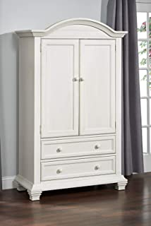 Oxford Baby Cottage Cove Armoire, Vintage White