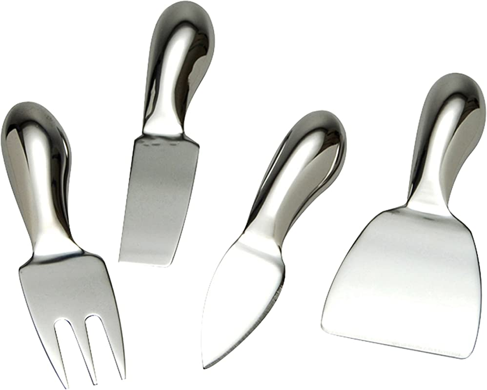 Oneida 4 Piece Cheese Tool Set Stainless Steel