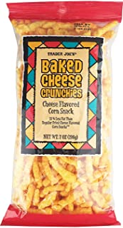 Trader Joe's Baked Cheese Crunchies, 4 Pack