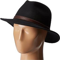 Hamilton Drop Brim Fedora Hat