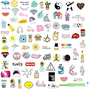 SwirlColor Vsco Stickers, Lindas Pegatinas 81 Formas