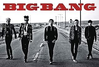 Poster Big Bang - Kpop Band 24x36 inches