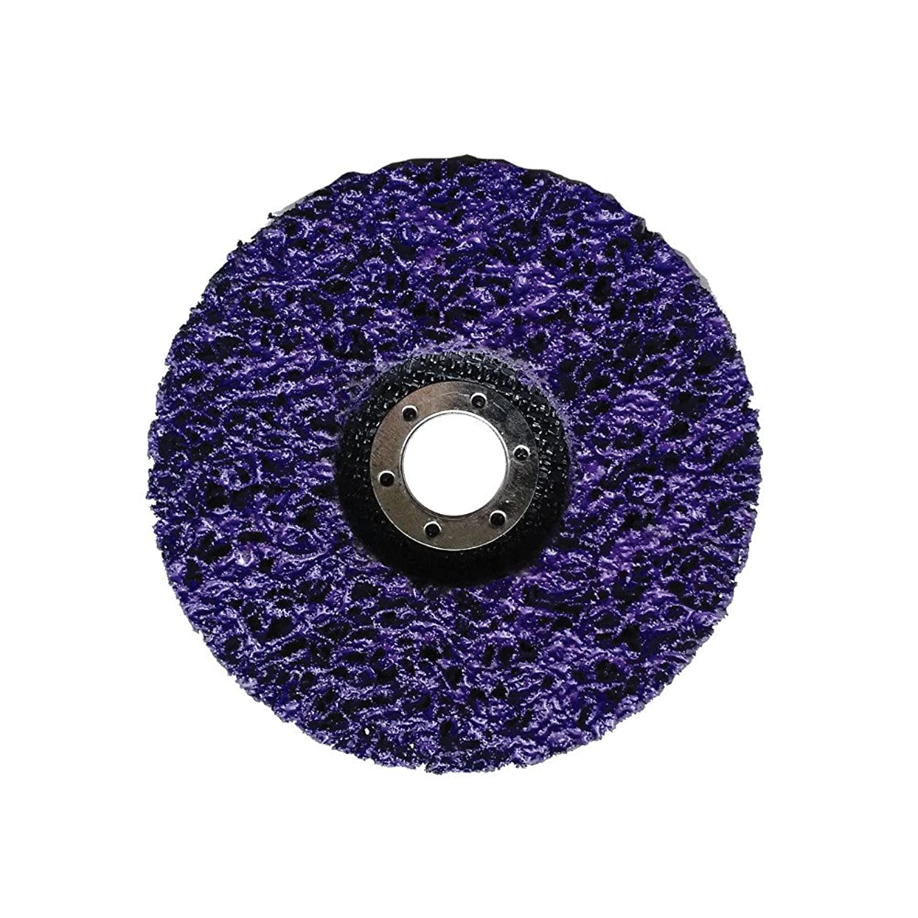 Taipan Abrasives TO-7008 Original Strip & Finish Disc, Depressed, 7