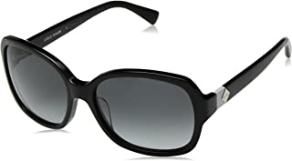 Kính mắt nữ cao cấp – Women's Ch7001 Plastic Butterfly Cateye Sunglasses, 56 mm