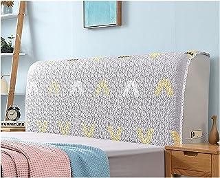 HDGZ Cabecero Cojines Respaldo Cubierta De Cabecera De Cama Acolchado Cubre Protectora para Respaldo Decoración De Dormitorio Adecuado para Una Variedad De Cabeceras De Cama (Color : T, Size : 230cm)