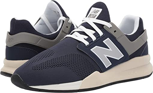 NB Navy/Bone