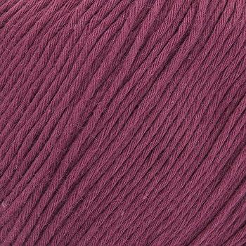 ggh Cottina - 025 - Rojo burdeos - Algodón para tejer y hacer ganchillo: Amazon.es: Hogar