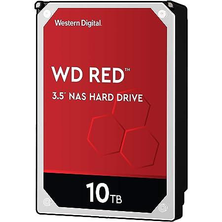 Western Digital Wd Red Interne Festplatte 10 Tb Rot Computer Zubehör