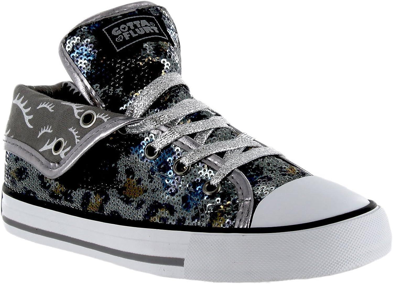 Gotta Flurt Women's Madagascar Hi Top Lace Up Sneakers