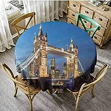patterned tablecloths uk