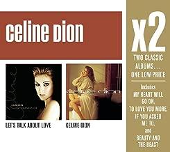 X2 Let's Talk About Love /Celine Dion