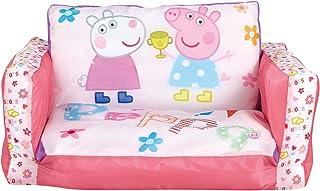 Peppa Pig - Mini canapé convertible - canapé-lit gonflable pour enfants