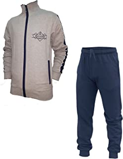 Pantalone Uomo Oversize Lungo Felpato calibrato Navigare Activewear Art 400007B