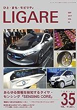 LIGARE vol.35 センサーいらず! あらゆる情報を検知するタイヤ・センシング技術