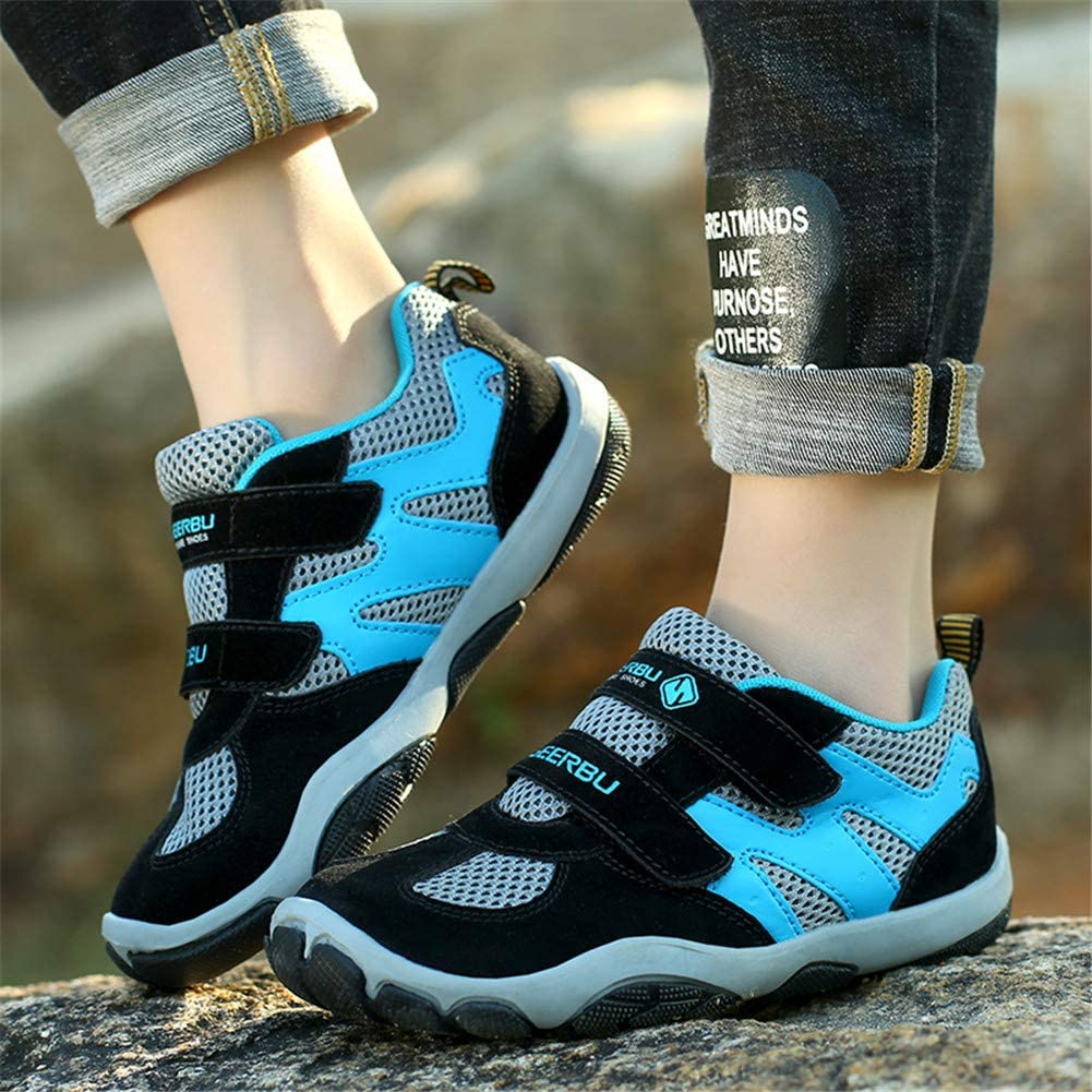 outdoor running shoes sports shoes trainers DUORO Boys breathable running shoes childrens indoor shoes