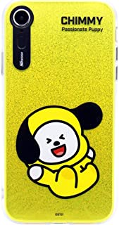 iPhone XR Case, BTS BT21 Official Light Up Phone Case-Basic (CHIMMY)