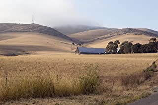 California Photo - Beautiful scenes along Route 46 in California - Carol Highsmith