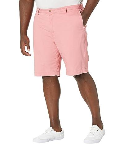 Polo Ralph Lauren Big & Tall Big Tall Stretch Classic Fit Twill Shorts (Desert Rose) Men