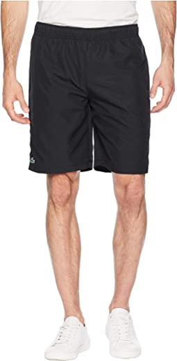 Sport Tech Capsule Short w/ Contrast Color Yoke at Side
