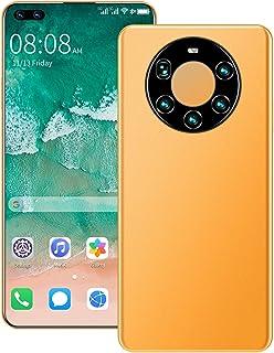 Mobile Phone, 7.2 Inch High Definition Screen Smartphones Dual SIM Smartphones, Fingerprint Recognition Mobile Phone Dual ...
