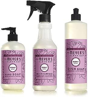 Mrs. Meyers Clean Day Kitchen Basics Set (Peony)