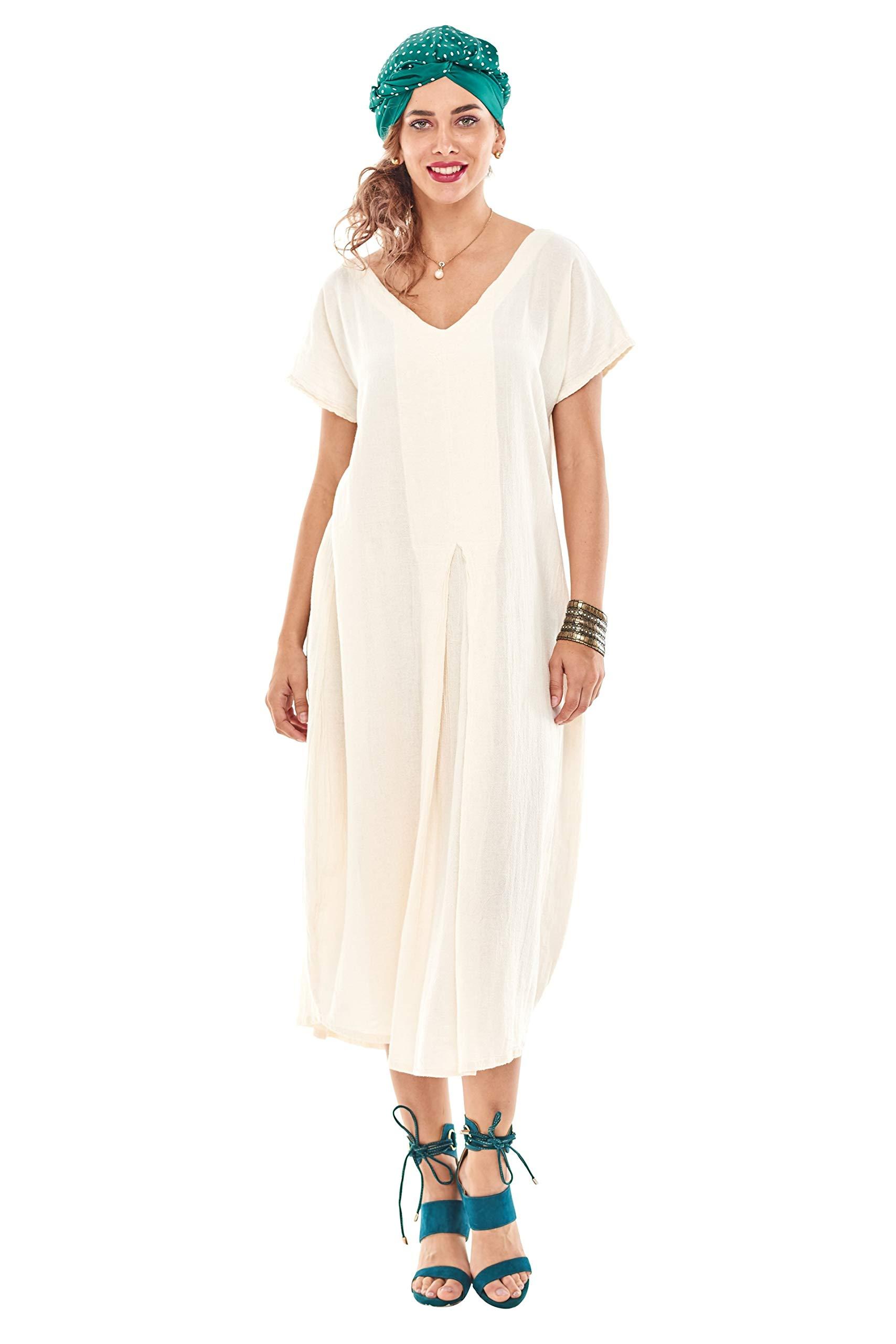 Available at Amazon: Oh My Gauze Women's Natalie Dress