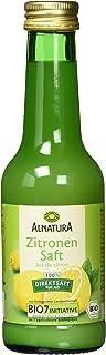 Alnatura Bio Zitronensaft, 6er Pack 6 x 200 ml