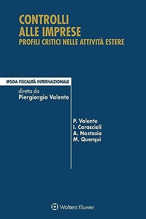 Controlli alle imprese: Profili critici nelle attività estere