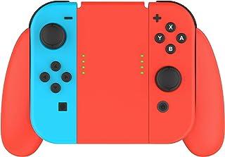 Talkworks Joycon Comfort Grip for Nintendo Switch - Controller Game Accessories Handheld Joystick Remote Control Holder Jo...