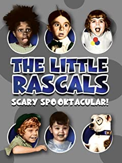 The Little Rascals: Scary Spooktacular