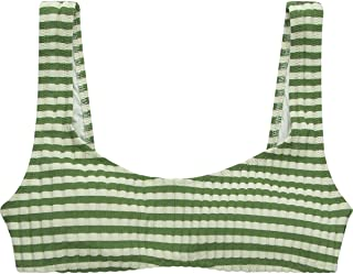 Best solid and striped elle top Reviews