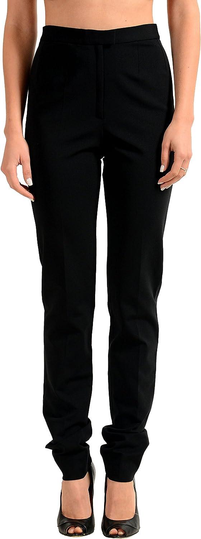 Maison Margiela Black Women's Casual Pants US 2 IT 38;