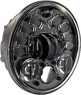 J.W. Speaker 5-3/4&Prime, LED Headlight Black 551681