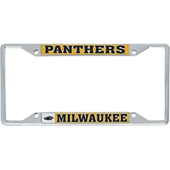 Alumni Desert Cactus University of Wisconsin River Falls UWRF Falcons NCAA Metal License Plate Frame for Front or Back of Car Officially Licensed