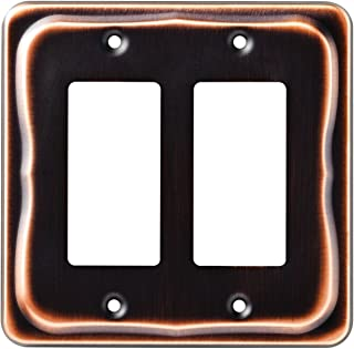 Tenley Double Decorator Wall Plate,  Packaging may Vary