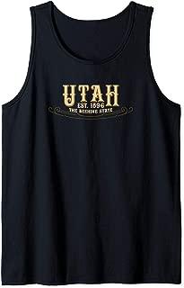 The Beehive State Utah Tank Top