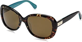 Kính mắt nữ cao cấp – Kate Spade Women's Judyann/p/s JUDYAPS Polarized Oval Sunglasses