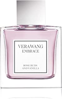 Vera Wang Embrace Eau de Toilette Spray for Women, Rose Buds and Vanilla, 1 Fluid Ounce