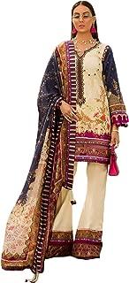 IshDeena Pakistani Designer Lawn & Chiffon Dresses for Women Ready to Wear Salwar Kameez
