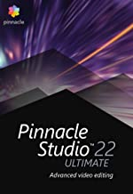 Pinnacle Studio 22 | Ultimate | PC | Código de activación PC enviado por email